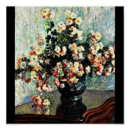 Poster-Classic/Vintage-Claude Monet 28 Poster