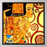 Poster-Classic/Vintage-Gustav Klimt 20 Poster