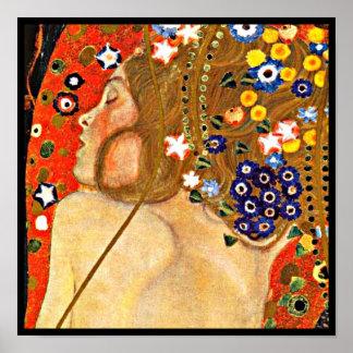 Poster-Classic/Vintage-Gustav Klimt 6