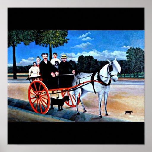 Poster-Classic/Vintage-Henri Rousseau 11