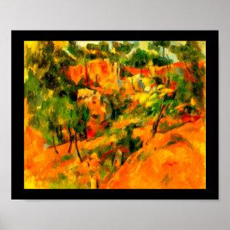 Poster-Classic/Vintage-Paul Cezanne 29 Poster
