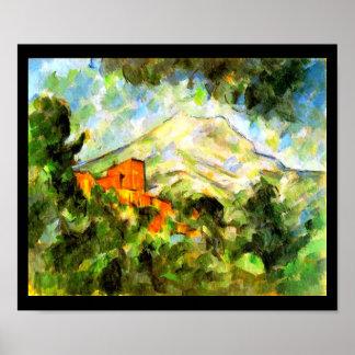 Poster-Classic/Vintage-Paul Cezanne 31 Poster