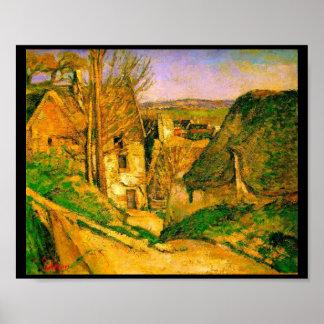 Poster-Classic/Vintage-Paul Cezanne 33 Poster
