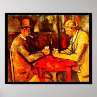Poster-Classic/Vintage-Paul Cezanne 34 Poster