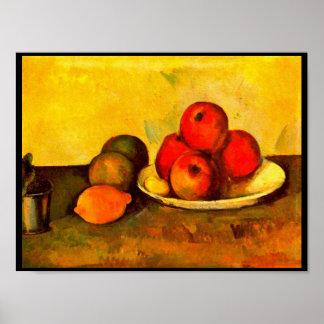 Poster-Classic/Vintage-Paul Cezanne 36 Poster