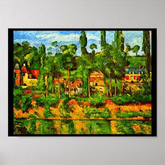 Poster-Classic/Vintage-Paul Cezanne 37 Poster