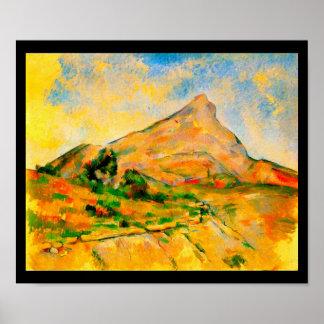 Poster-Classic/Vintage-Paul Cezanne 38 Poster