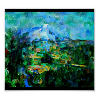 Poster-Classic/Vintage-Paul Cezanne 39 Poster