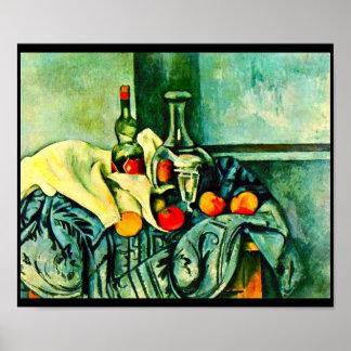 Poster-Classic/Vintage-Paul Cezanne 40 Poster