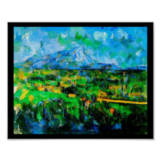 Poster-Classic/Vintage-Paul Cezanne 41 Poster