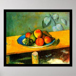 Poster-Classic/Vintage-Paul Cezanne 42 Poster