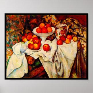 Poster-Classic/Vintage-Paul Cezanne 43 Poster