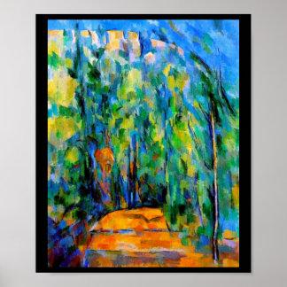 Poster-Classic/Vintage-Paul Cezanne 44 Poster