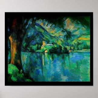 Poster-Classic/Vintage-Paul Cezanne 45 Poster