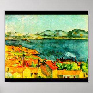 Poster-Classic/Vintage-Paul Cezanne 46 Poster