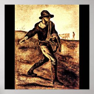 Poster-Classic/Vintage-Vincent Van Gogh 37 Poster