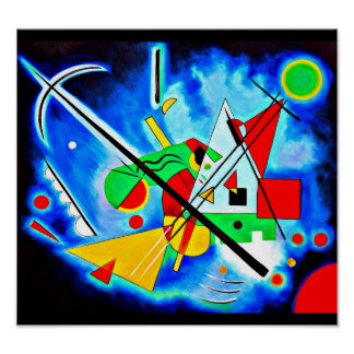 Poster-Classic/Vintage-Wassily Kandinsky 10 Poster
