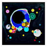 Poster-Classic/Vintage-Wassily Kandinsky 12