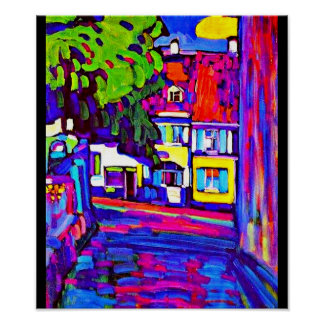 Poster-Classic/Vintage-Wassily Kandinsky 7 Poster