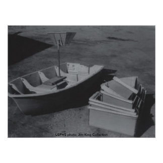 Poster / Collapsible Boat