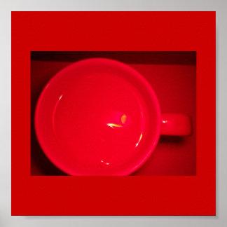 Poster-Color 11 Terapia-Rojos Póster