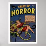 poster cómico del horror A PARTIR del 14,95