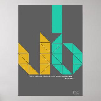 Poster creativo