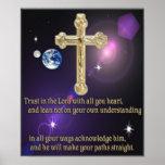 Poster cristiano