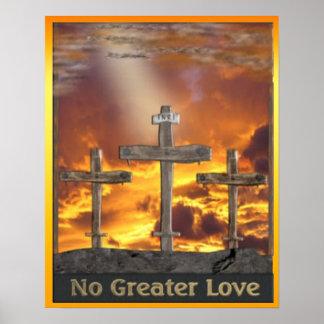 Poster cristiano del arte