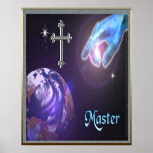 Poster cristiano principal