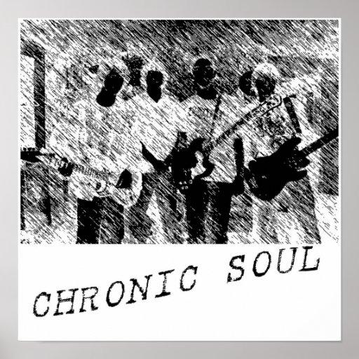 Poster crónico del alma