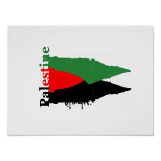 Poster- Cry for Palestine Series Poster