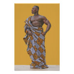 Poster, DAO_AFRICAN_BBCHAMP_YELLOW_BACK