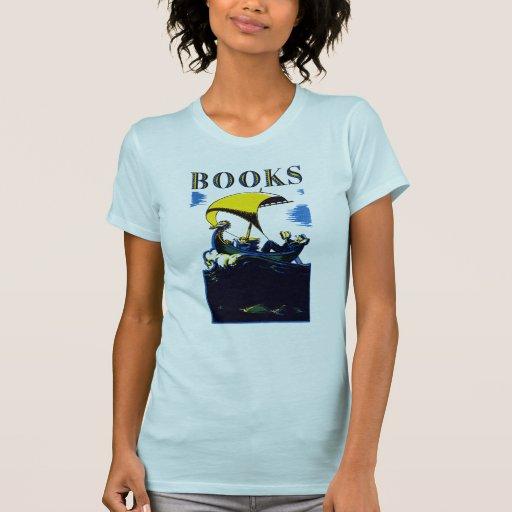 Poster de 1930 libros camisas