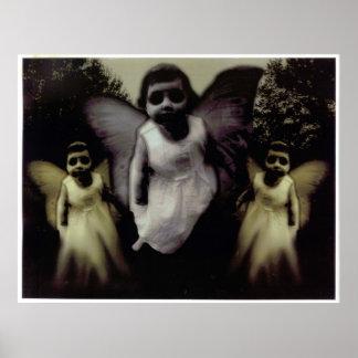 Poster de 3 ángeles [un funcionamiento más grande]