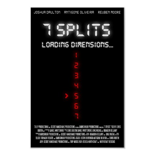 Poster de 7 series de las fracturas