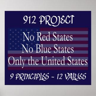 Poster de 912 proyectos