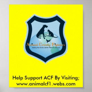 Poster de ACF