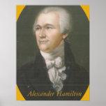 Poster de Alexander Hamilton