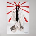 """Poster de """"Amaterasu"""" de Cyril Helnwein"""