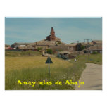 Poster de Amayuelas de Abajo-España