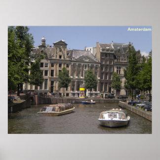 Poster de Amsterdam