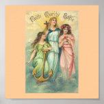 Poster de Angels~Faith, de la esperanza y de la ca