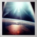 Poster de Apolo 7 la Florida