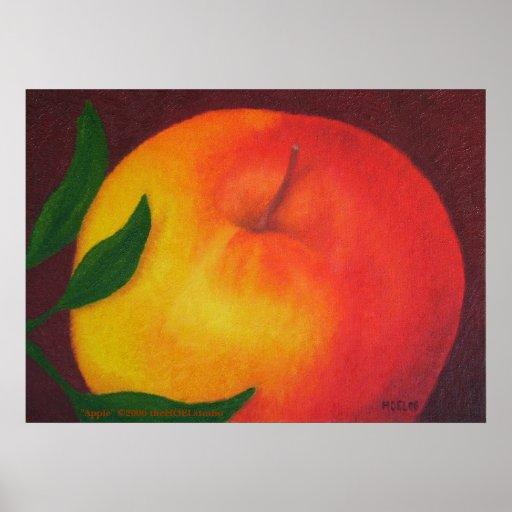 Poster de Apple Póster