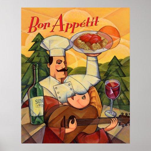 Poster de Apptit del Bon
