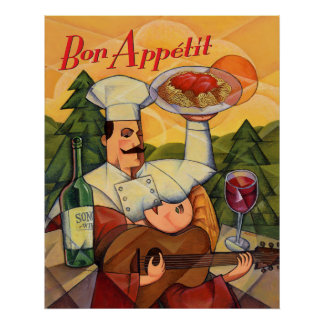 Poster de Apptit del Bon Póster