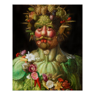 Poster de Arcimboldo Rudolf II