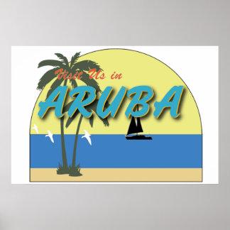 Poster de Aruba
