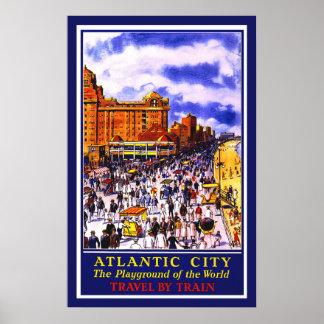 Poster de Atlantic City Póster